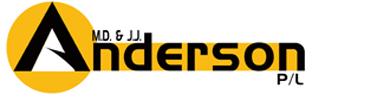 Logo - MD & JJ Anderson