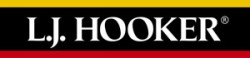 Logo - L.J. Hooker Merimbula