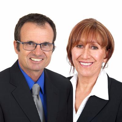 Jenny and Kev Treloar