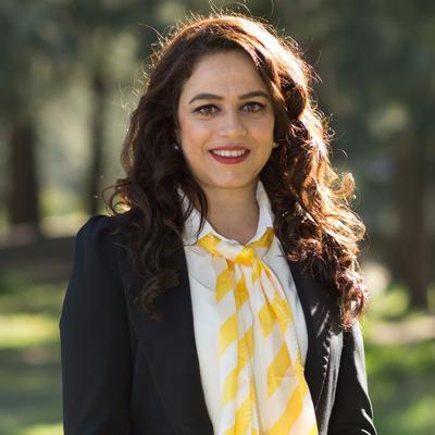Patricia Jaouhara