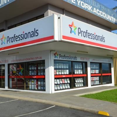 Professionals Cairns  Beaches