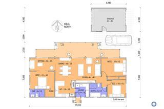 Three Bedroom Floorplan