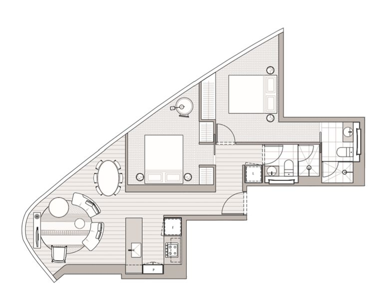 8003 224 La Trobe Street Melbourne Vic 3000 Apartment For Sale Allhomes