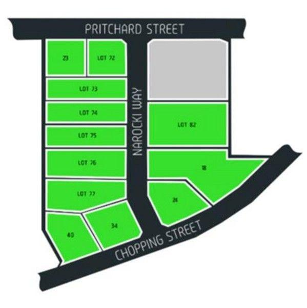 00 Pritchard&chopping Street Narocki Way Subdivision, WA 6258