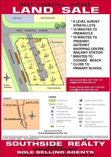 Lot 3/88 West Churchill Ave, WA 6166