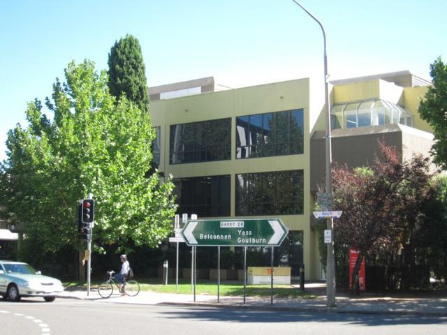 Top Floor/17 Barry Drive, ACT 2601