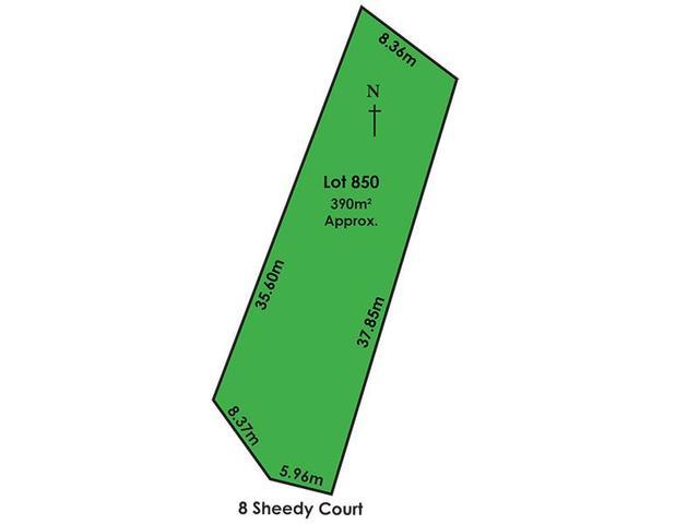 8 Lot 850 Sheedy Court, SA 5109