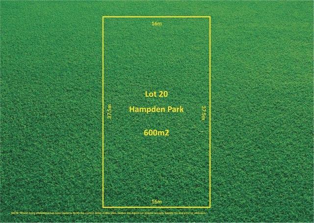 Lot 20 Hampden Park, SA 5255
