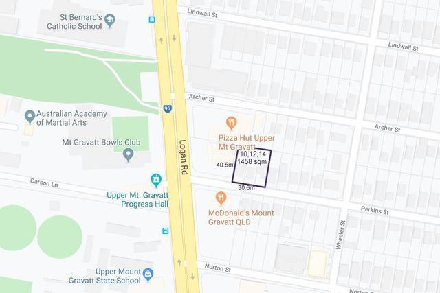10, 12 & 14 Perkins Street, QLD 4122