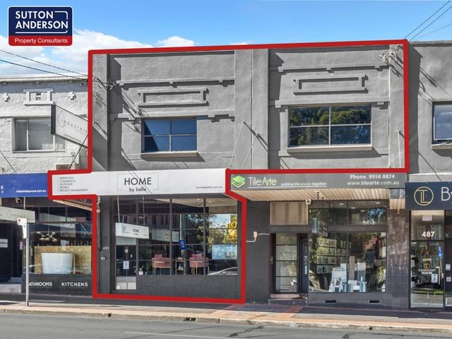 4/489 & 491 Willoughby Road, NSW 2068