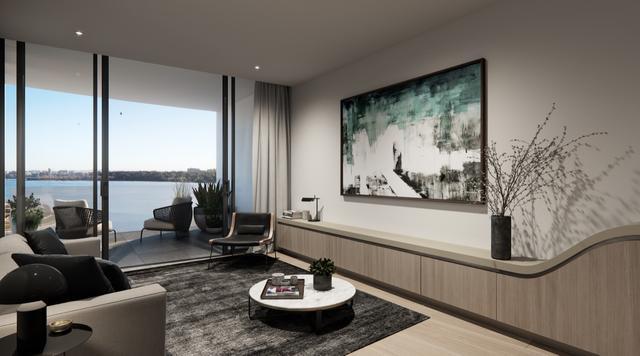 Sapphire - 3-bedroom apartment, ACT 2604