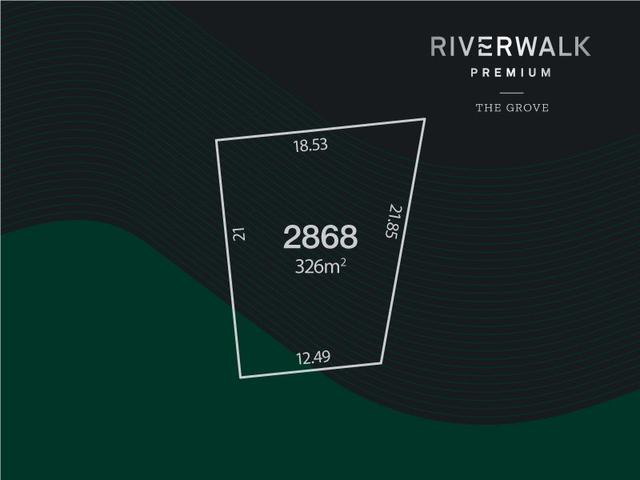 Lot 2868 (Riverwalk) Liberation Circuit, VIC 3030