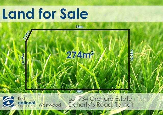 Lot 734 Orchard Estate, Doherty's Road, VIC 3029