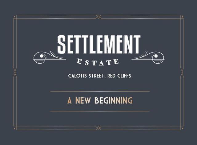 Lots 4-58 Calotis Street ( Settlement Estate ), VIC 3496
