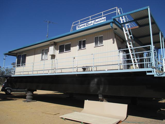 0 Murray River Cruising Houseboat, VIC 3500