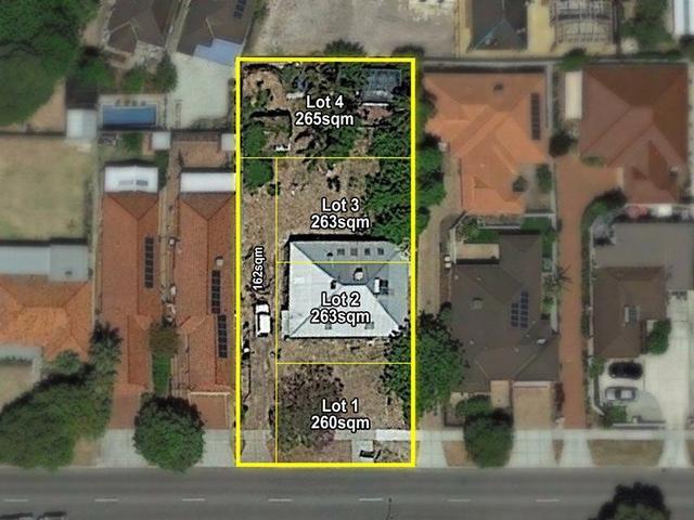 Prop Lot 1-4/null 75 Bungaree Road, WA 6107