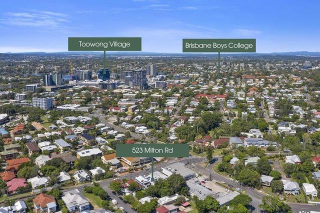 523 Milton  Road, QLD 4066