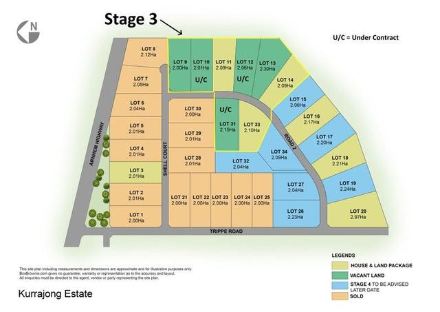 Stage 3 Kurrajong Estate, NT 0836