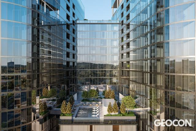 Grand Central Towers - Grand by name. Grand by nature., ACT 2606