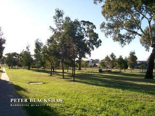 Parkland opposite