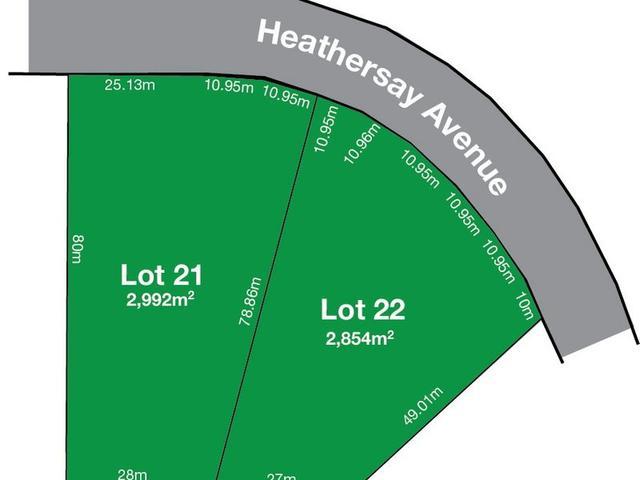21&22 Heathersay Ave, SA 5173