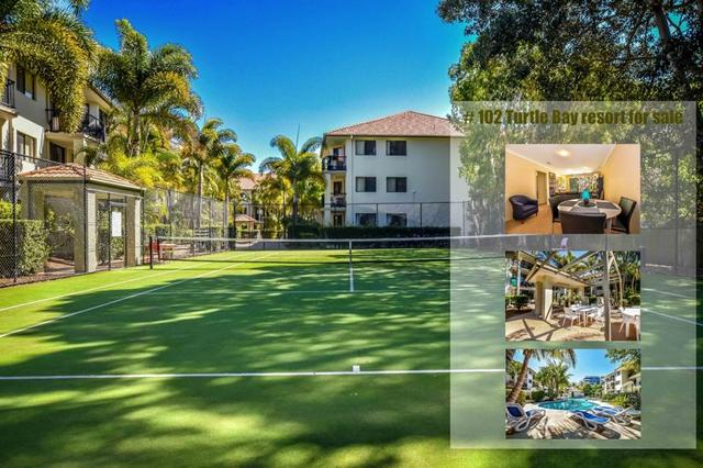 102Turtle Bay Resort 14-26 Markeri Street, QLD 4218