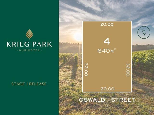 Lot 4 Oswald Street, SA 5355