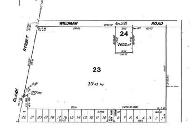 Lot 23 Wiedman Road, QLD 4361