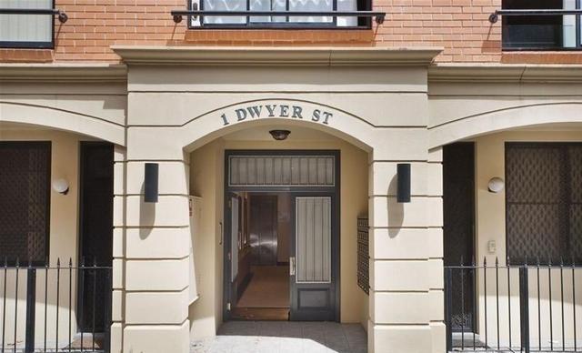 34/1 Dwyer Street, NSW 2008
