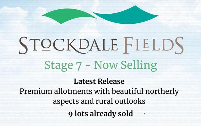 Stage 7 Stockdale Fields, VIC 3844