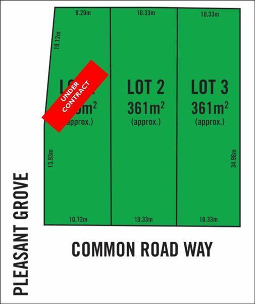 LOT 2 & LOT 3, 30 Pleasant  Grove, SA 5088