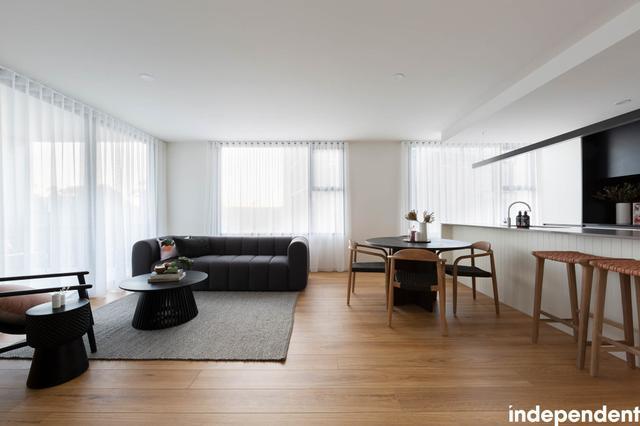 DKSN - CAPE Unit 712 - 2 Bedroom Apartment, ACT 2602