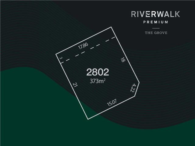 Lot 2802 (Riverwalk) Newmarket Road, VIC 3030