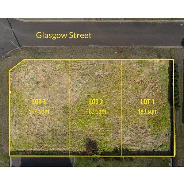 Lots 1-3 Cnr Glasgow & Waverley Streets, QLD 4350