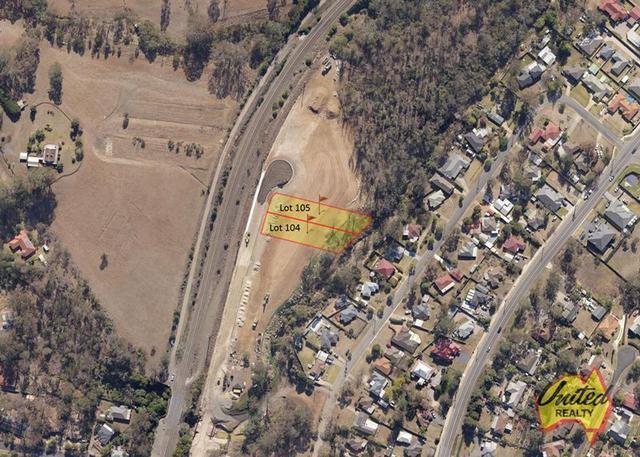 Lots 104 & 105 Saddlers Close, NSW 2573