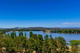 View of Lake Burley Griffin