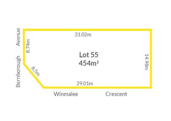 Lot 55 Winmalee Cres, WA 6055