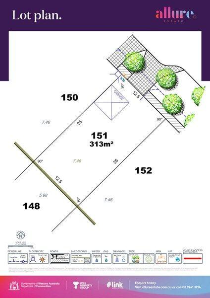 Lot 151/null Allure Estate, WA 6148
