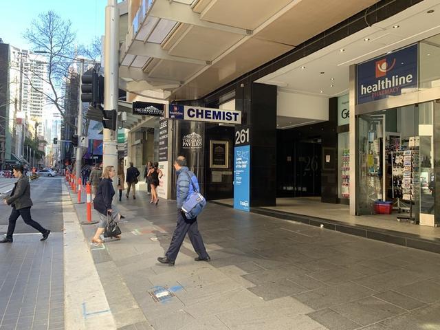 Shop A/261 George Street, NSW 2000