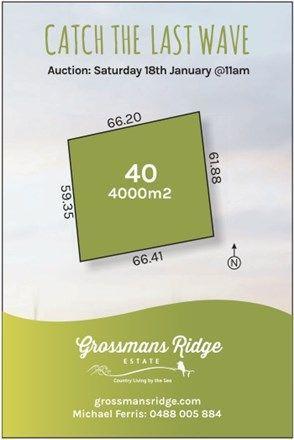 Lot 40-460 Grossmans Road, VIC 3228
