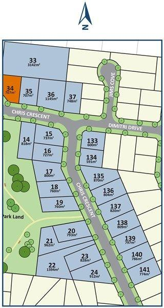 Lot 34 Astoria Park, VIC 3844