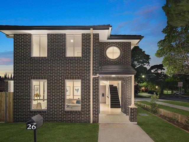 26 Archer Street, NSW 2137
