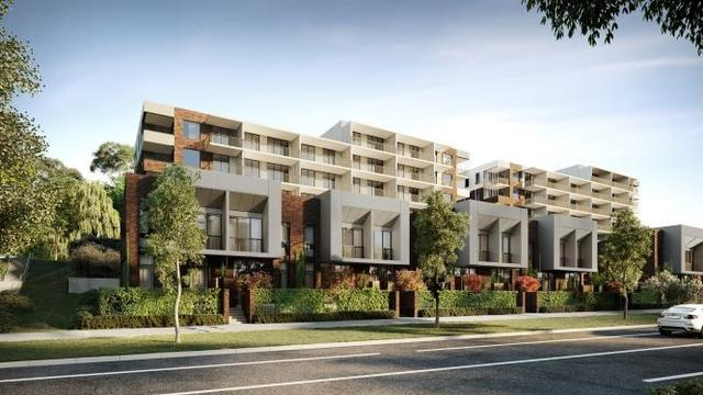 East Gate - 2 bedroom with multi purpose room apartment, ACT 2611