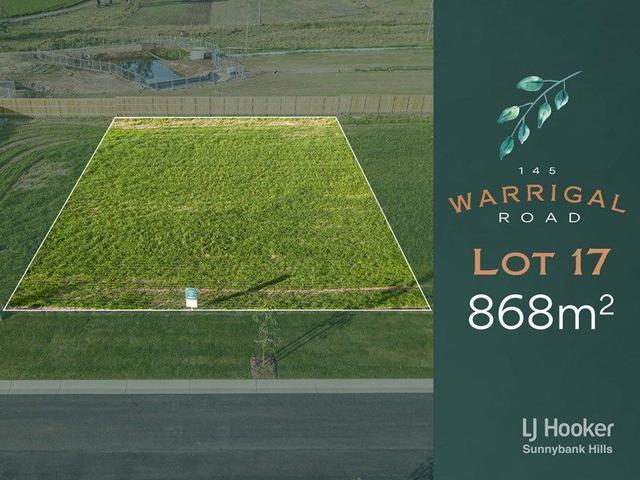 Lot 17/145 Warrigal Road, QLD 4113