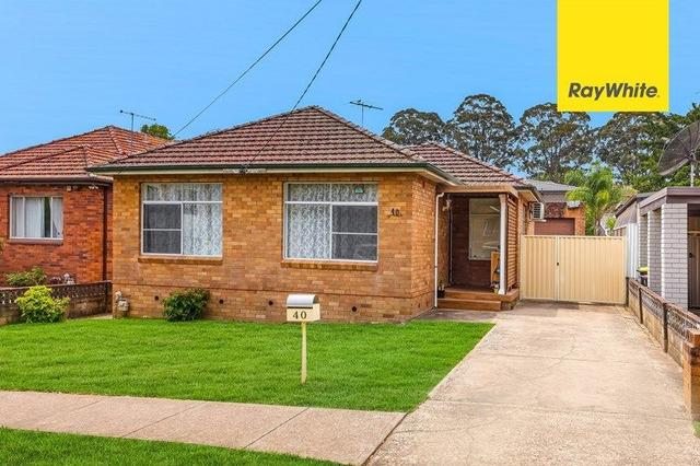 40 Eldon Street, NSW 2210