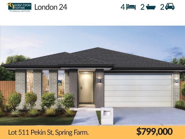 Lot 511 Pekin Street, NSW 2570