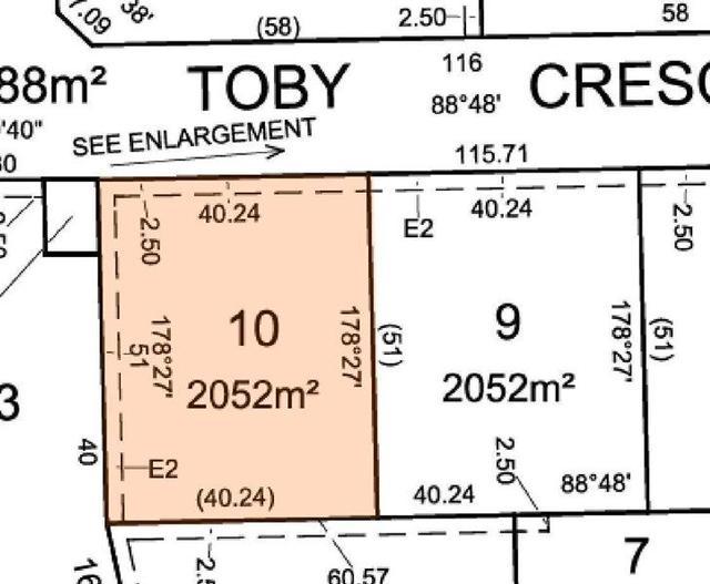 Lot 10 Toby Crescent, VIC 3616