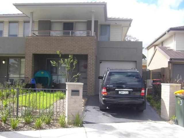 3 Cronin Place, NSW 2177