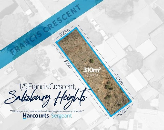 1/5 Francis  Crescent, SA 5109