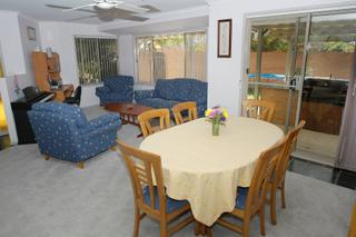 Lounge and Dining